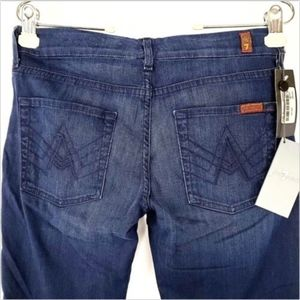 Seven 7 For All Mankind A Pocket Jeans NWT